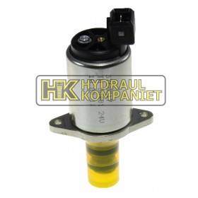 Pilot remote valve/orifice