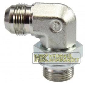 C4OMXS - 90° locking nut