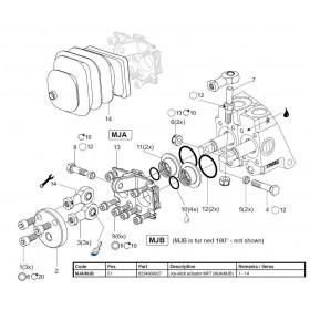 Cap & lever kits