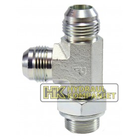 R4OMXS - T-connector male-male-male locking nut