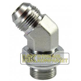 V4OMXS - 45° locking nut