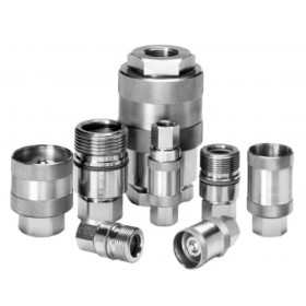 QHPA - Screw coupling