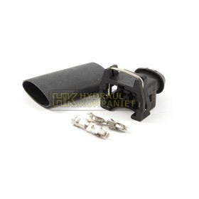 Connector Kit AMP JR (For PVC25 & PS25)