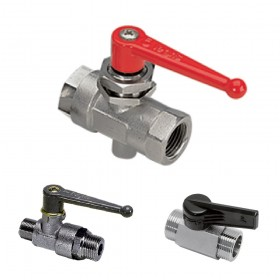 Ballvalves Legris