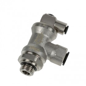 Blocking valves