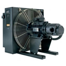 Air cooling system AC-drive