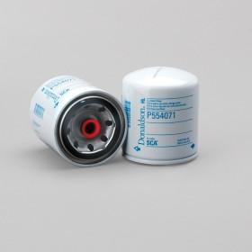Cooling fluid filter