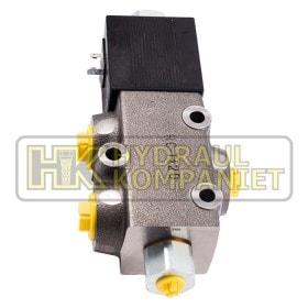Selector valve 3-way