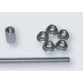 Threaded rods packaging M10