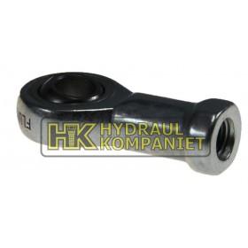 Piston rod swivel diameter 16mm