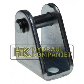 Clevis bracket diameter 25