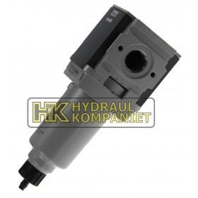 Filter G1/4, 5micron, Manual Drainage