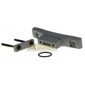 Connection kit w. wallbracket G1/4