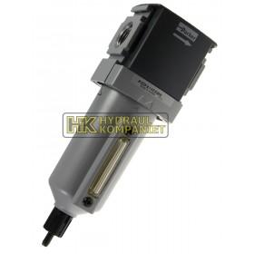 Filter G1/2, 5micron, Manual Drainage
