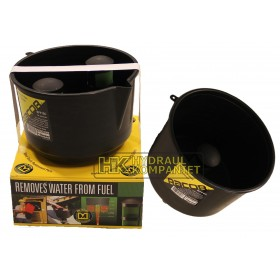 Fuel Funnel with Water Separation 19L/min Racor